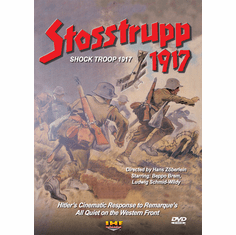 Stosstrupp 1917 (Shock Troop) DVD Educational Edition
