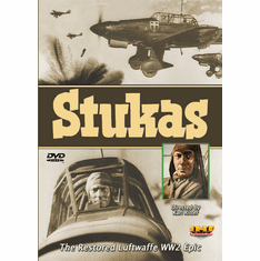 Stukas: Restored Luftwaffe Epic (Karl Ritter) DVD Educational Edition