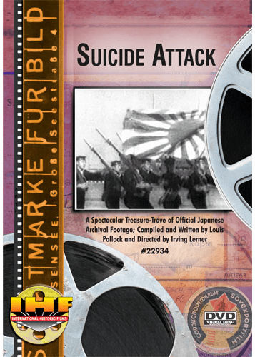Suicide Attack: The Documentary DVD