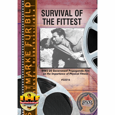 Survival Of The Fittest DVD