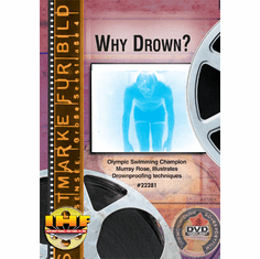 Why Drown? (Drownproofing Technique) DVD
