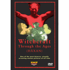 Witchcraft Through The Ages DVD