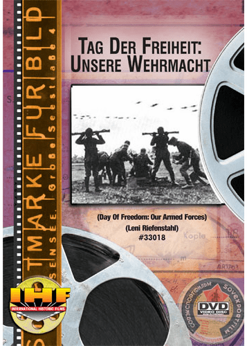 Tag Der Freiheit: Unsere Wehrmacht (Day of Freedom: Our Armed Forces) DVD