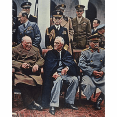 * That Still Controversial Yalta Conference