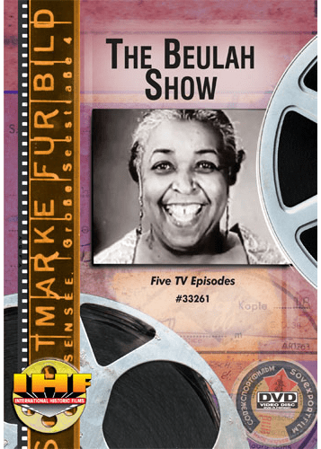 The Beulah Show DVD