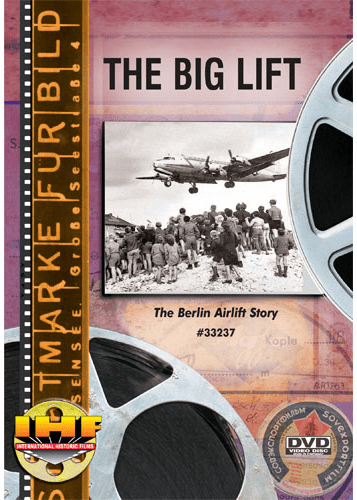 The Big Lift DVD (1948 Soviet Blockade)