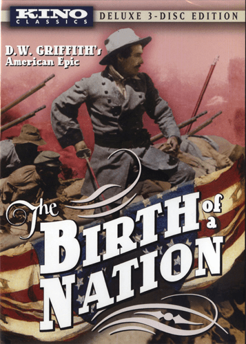 The Birth Of A Nation DVD (DW Griffith)