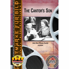 The Cantor's Son DVD