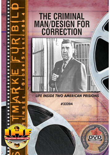 The Criminal Man DVD (San Quentin in the 50's)