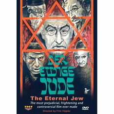 The Eternal Jew  (Der Ewige Jude)  DVD Educational Edition