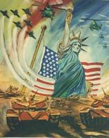 * The Evolution of the Statue of Liberty