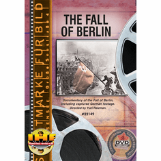 The Fall Of Berlin 1945  DVD