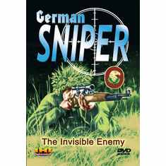 The German Sniper: The Invisible Enemy (DVD with PPR & DSL Certificates)
