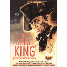 The Great King/Der Grosse Konig DVD Review by Blaine Taylor