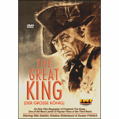 The Great King DVD ( Der Grosse König, Veit Harlan 1941 ) Educational Edition