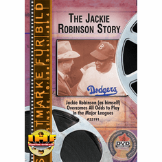 The Jackie Robinson Story DVD