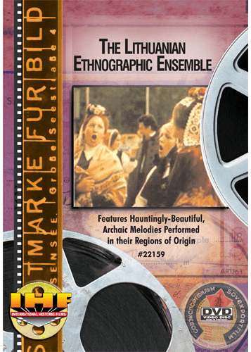The Lithuanian Ethnographic Ensemble DVD