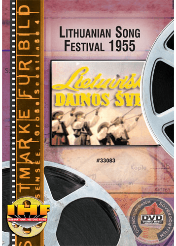 The Lithuanian Song Festival 1955 DVD
