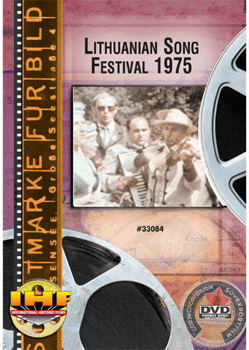 The Lithuanian Song Festival 1975 DVD