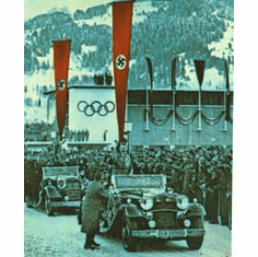* The Olympics and the Nazis