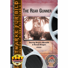 The Rear Gunner DVD (Burgess Meredith, Ronald Reagan, Tom Neal & Dane Clark)