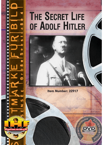 The Secret Life Of Adolf Hitler DVD