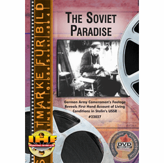 The Soviet Paradise  (DVD with PPR & DSL Certificates)