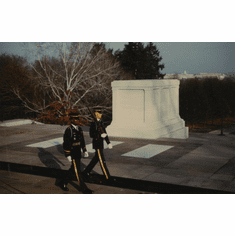 * The Tomb of the Unknown Soldier