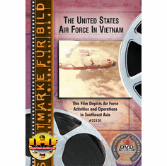 The United States Air Force In Vietnam DVD