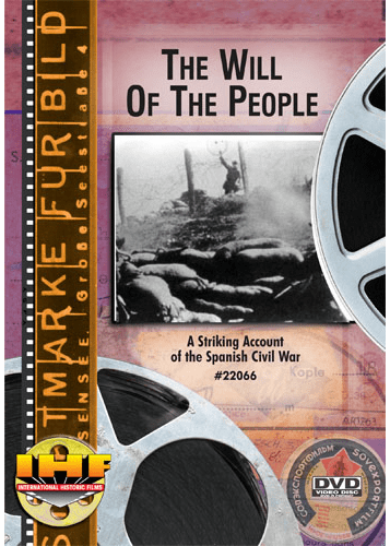 The Will Of The People DVD