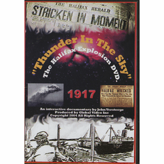 Thunder in the Sky - The Halifax Explosion (DVD)