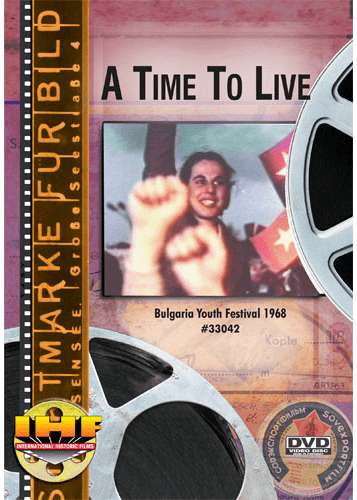 Time To Live DVD