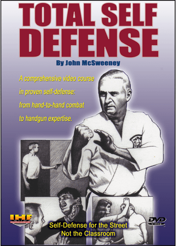Total Self Defense (John McSweeney) DVD