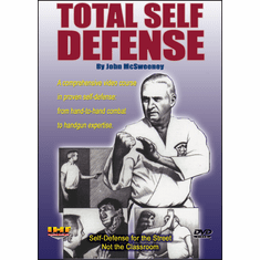 Total Self Defense (John McSweeney) (DVD with PPR & DSL Certificates)