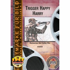 Trigger Happy Harry DVD (Gun Safety Training Film)