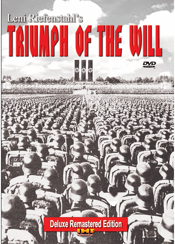Triumph of the Will (Triumph Des Willens)(Leni Riefenstahl, 1935) Deluxe Remastered Edition DVD
