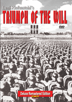 Triumph of the Will (Triumph Des Willens)(Leni Riefenstahl, 1935) Remastered Deluxe DVD Educational Edition