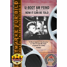 U-Boot Am Feind (U-Boat Against The Enemy) (Kriegsmarine)  DVD Educational Edition
