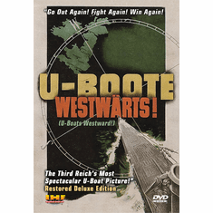 U-Boote Westwärts! (U-Boats Westward!) (DVD with DSL Certificate)