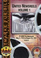 United Newsreels DVD Review by Blaine Taylor