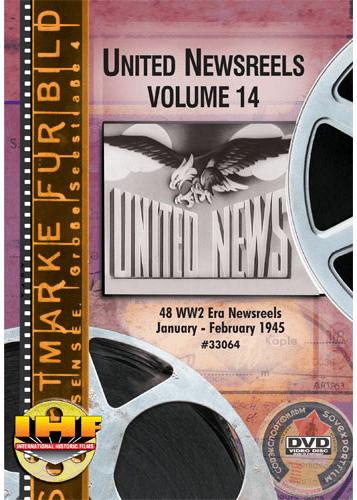 United Newsreels Volume 14 DVD