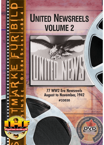 United Newsreels Volume 2 DVD