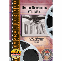 United Newsreels Volume 4 DVD
