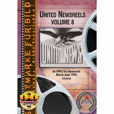 United Newsreels Volume 8 DVD