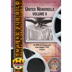 United Newsreels Volume 9 DVD