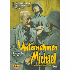 Unternehmen Michael (Operation Michael) DVD (Karl Ritter) Educational Edition