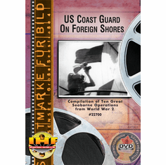 US Coast Guard on Foreign Shores DVD