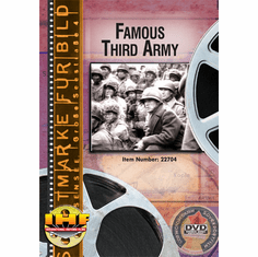 Famous Third Army (US 3rd Army) DVD