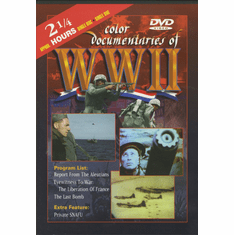 WW2 - Eyewitness To War (DVD)