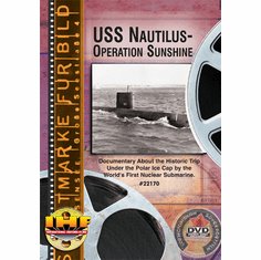 USS Nautilus: Operation Sunshine DVD
